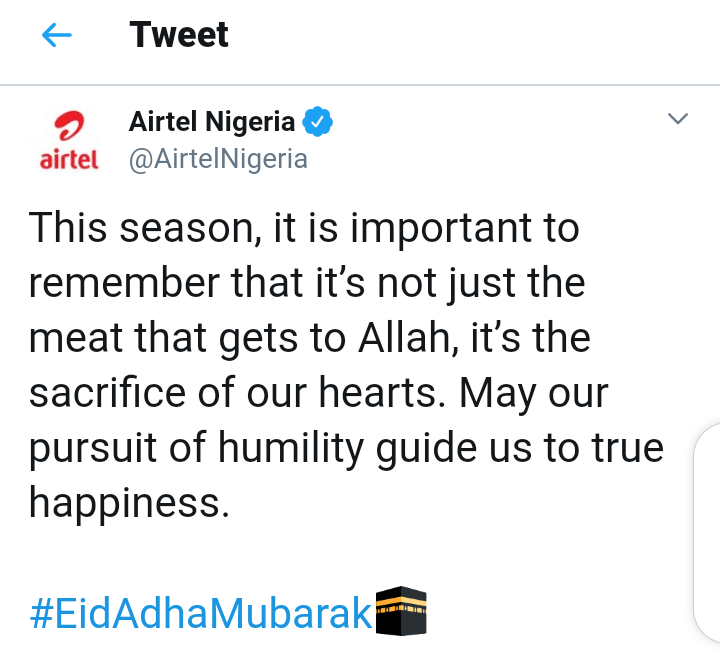 Have You Gotten Your Share Of The Free 200MB From Airtel